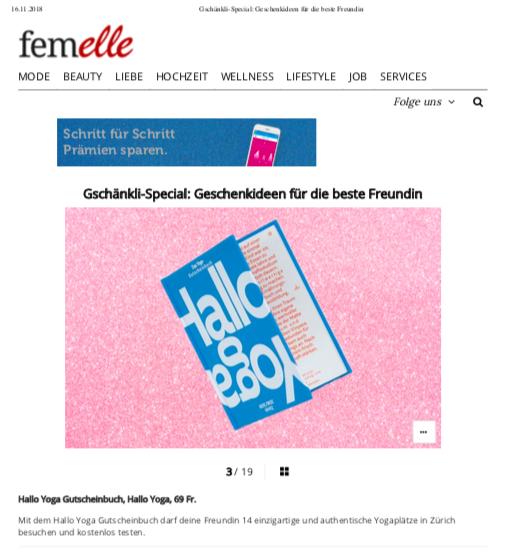 femelle.ch, November 2018