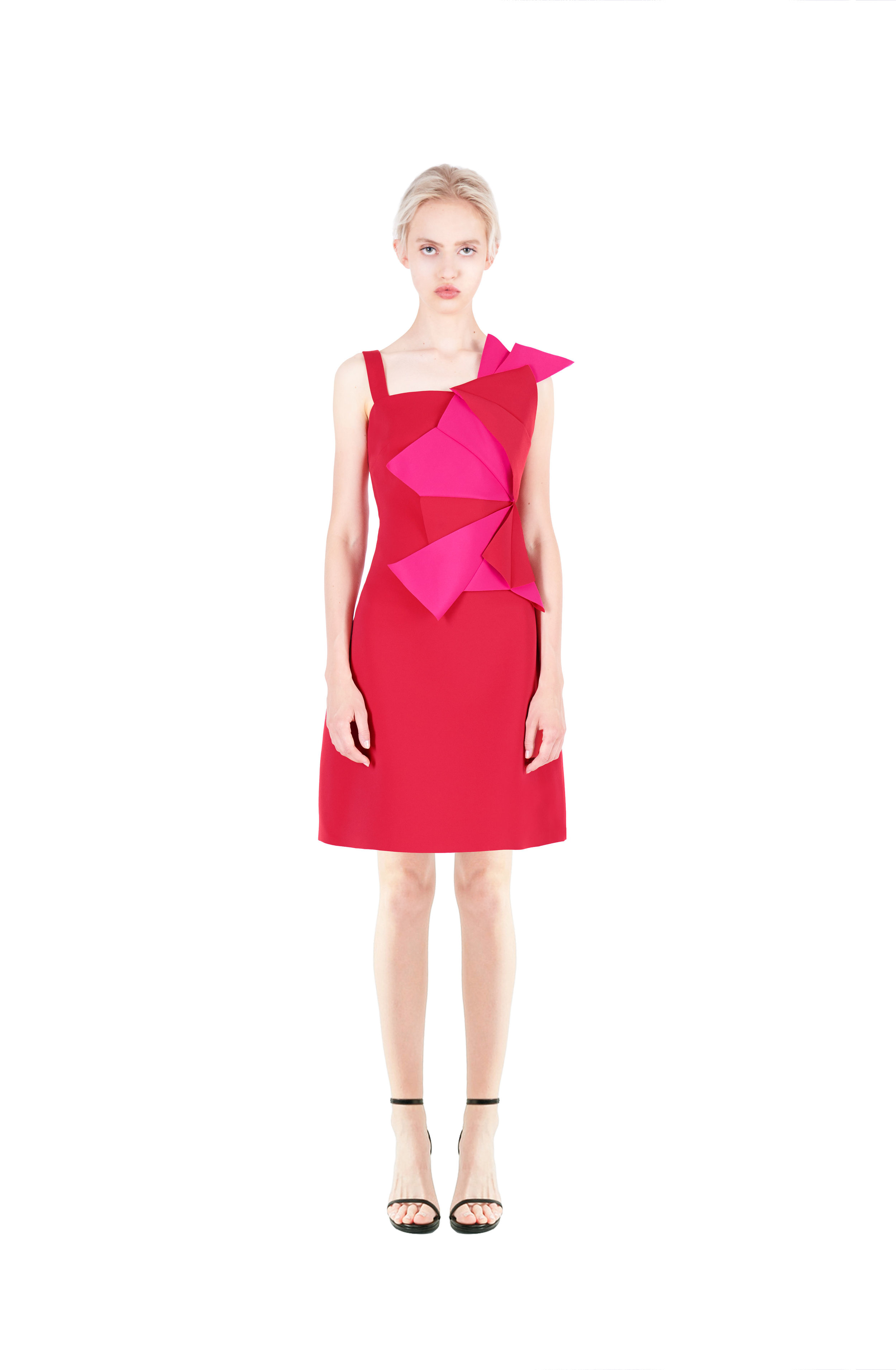 Origami A line dress