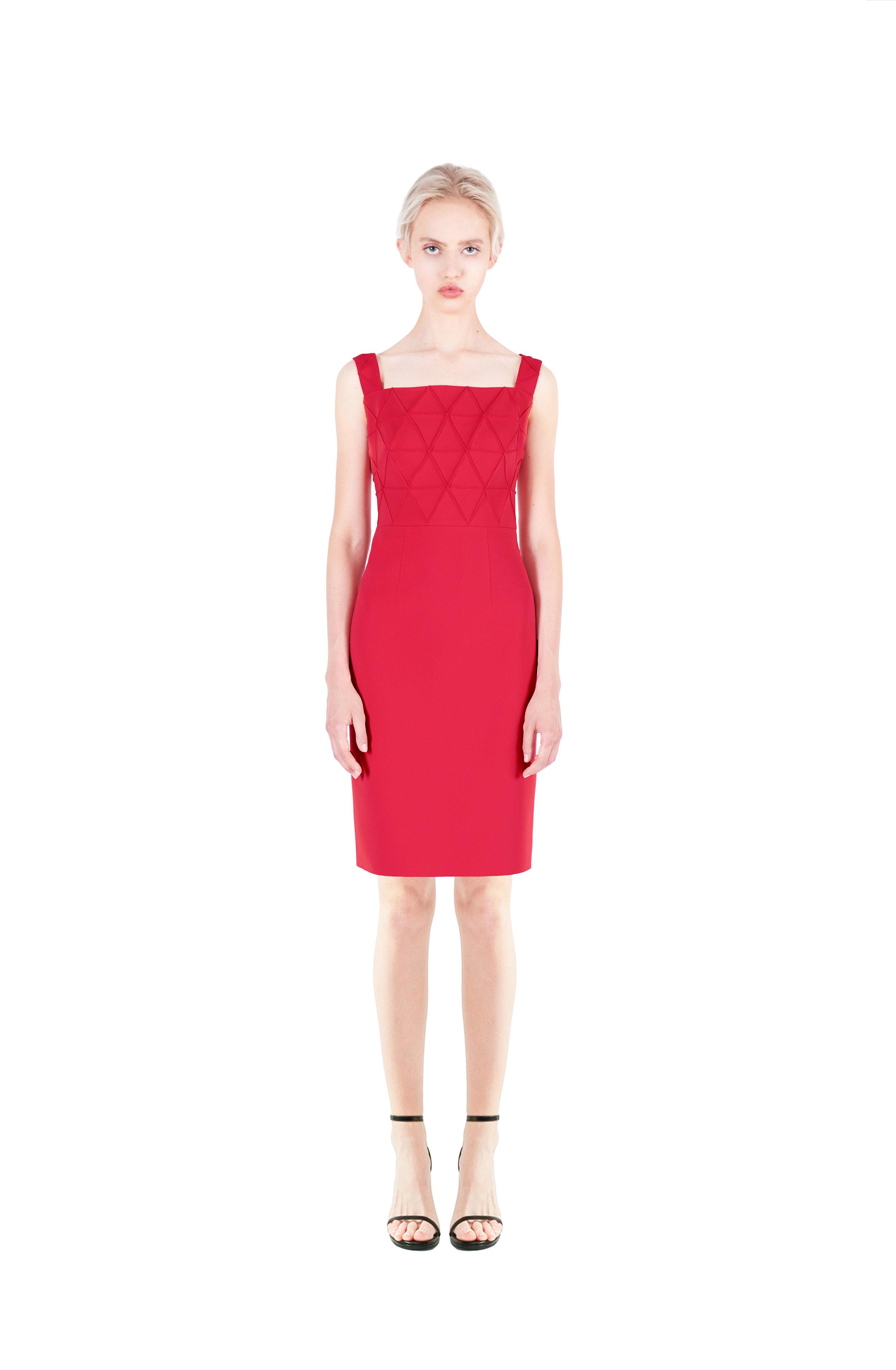 Oyagami strap dress