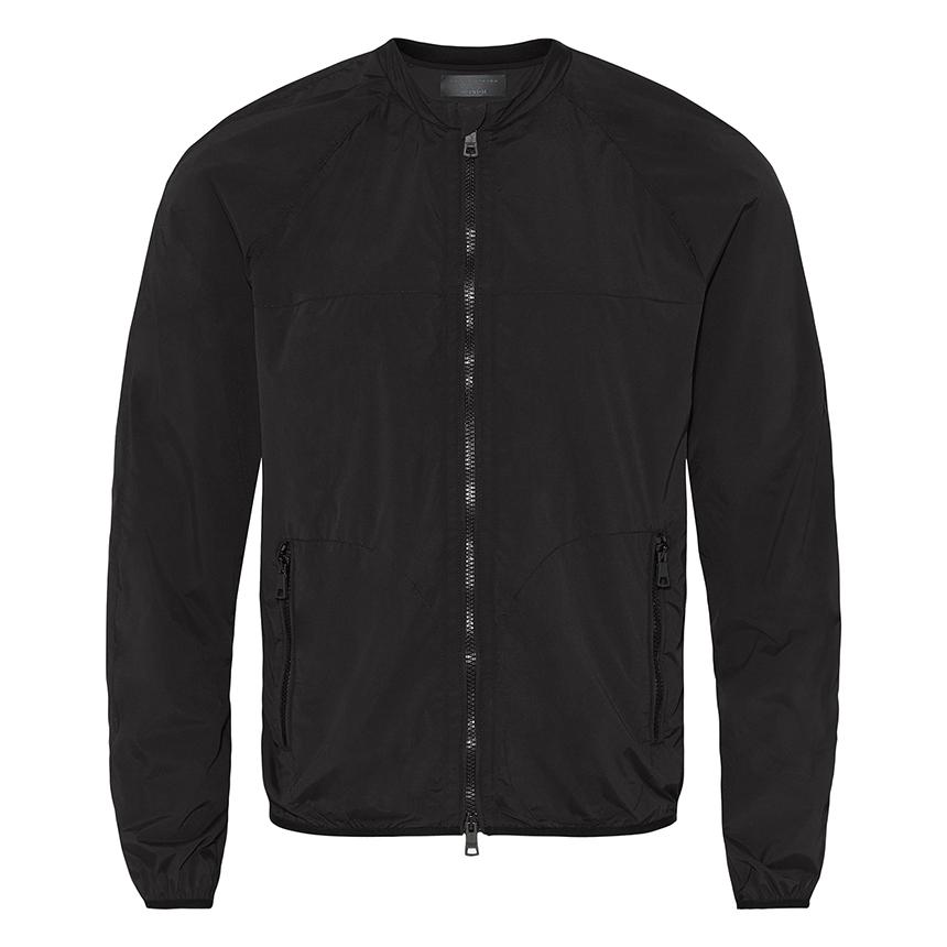 Orlebar Brown NEWBY Black Technical Jacket