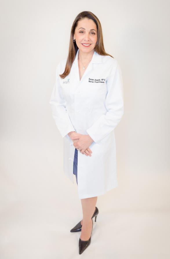 Susan Shakibi Nurse Practitioner at the WISH MedSpa Nashville