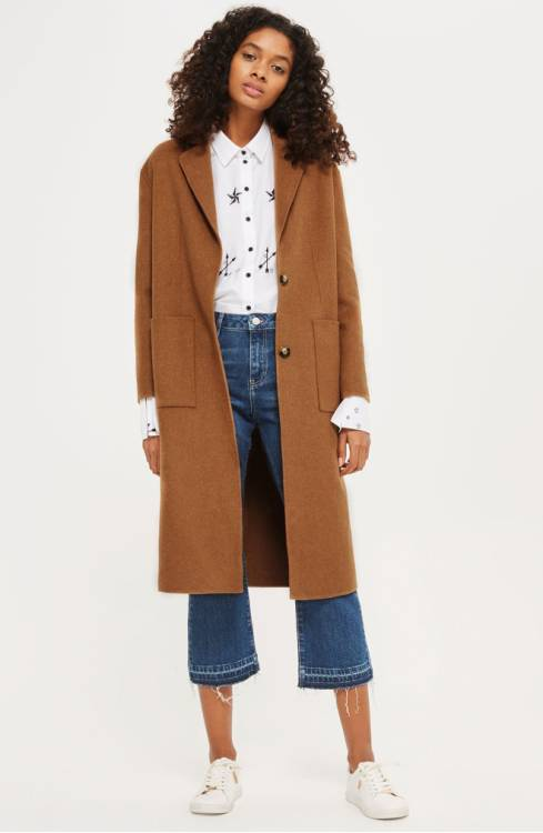 Topshop Long Coat $180