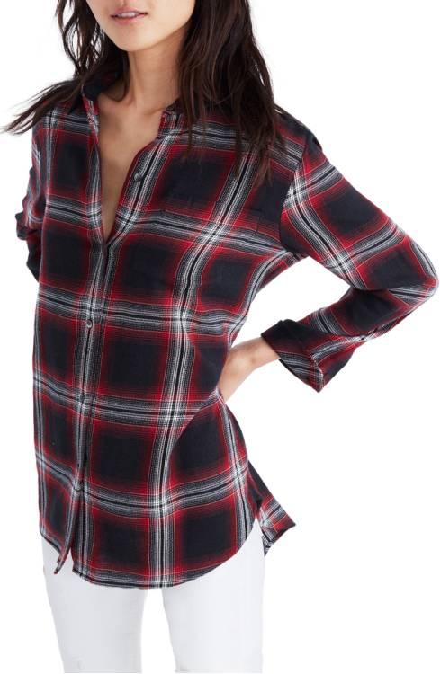 Madewell Classic Ex-boyfriend Shirt $79.50