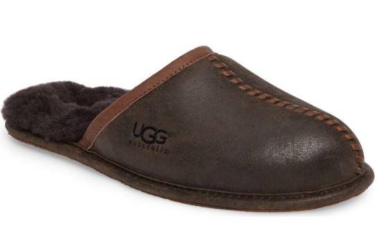 UGG Scuff - Deco Genuine Shearling Slipper $99.50