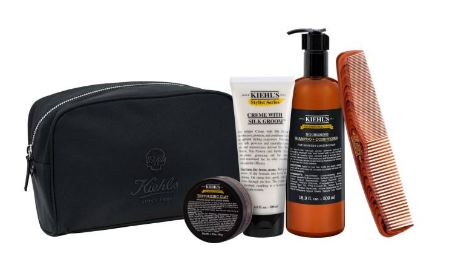 KIEHL'S Groom with Greatness Collection $72