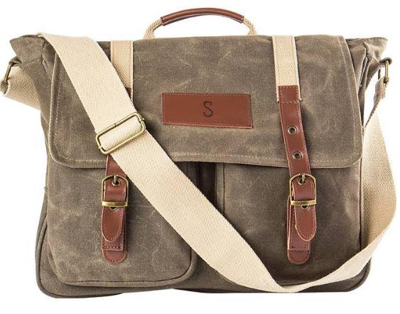 CATHY'S CONCEPTS Monogram Messenger Bag $82