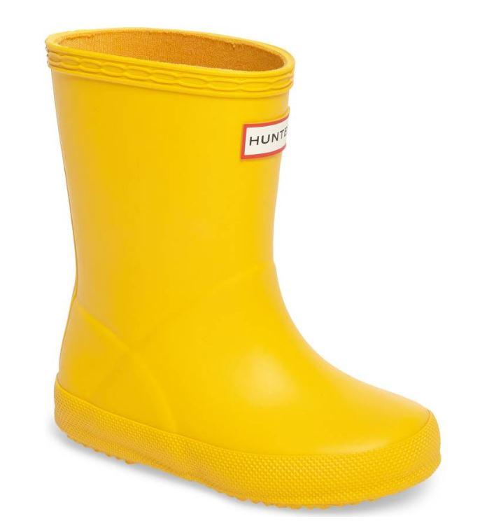 Hunter 'First Classic' Rain Boot $55