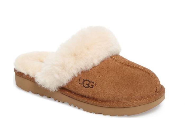 UGG Cozy II Scuff Slipper $60
