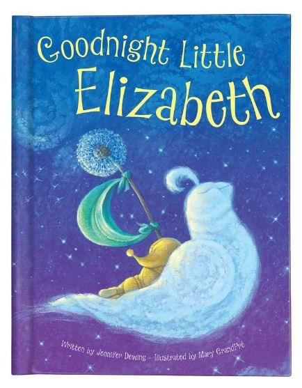 'Goodnight Little Me' Personalized Book $35