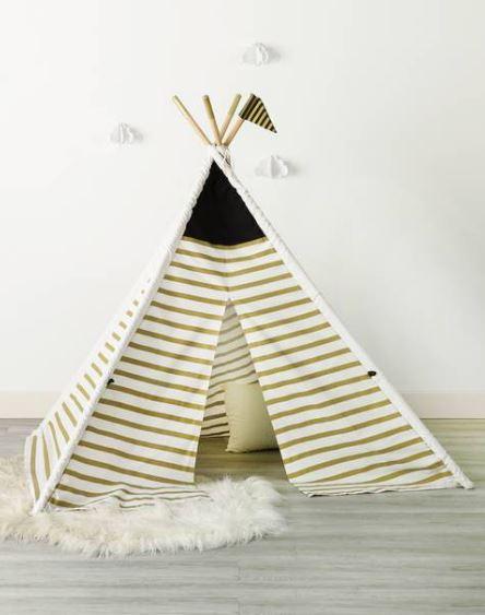 FAO SCHWARZ Teepee Play Tent $100