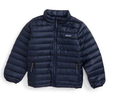 Patagonia Water Repellent 600-Fill Power Down Sweater Jacket $99