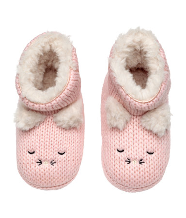 H&M Soft Slippers $15