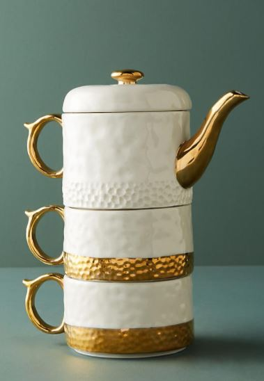 Anthropologie Duet Tea For Two Set $38