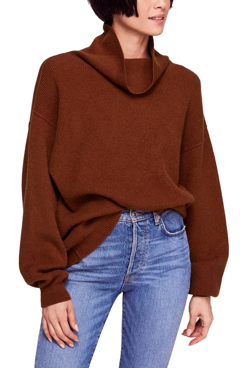 FREE PEOPLE Softly Structured Knit Tunic $148 (comes in 5 colors)