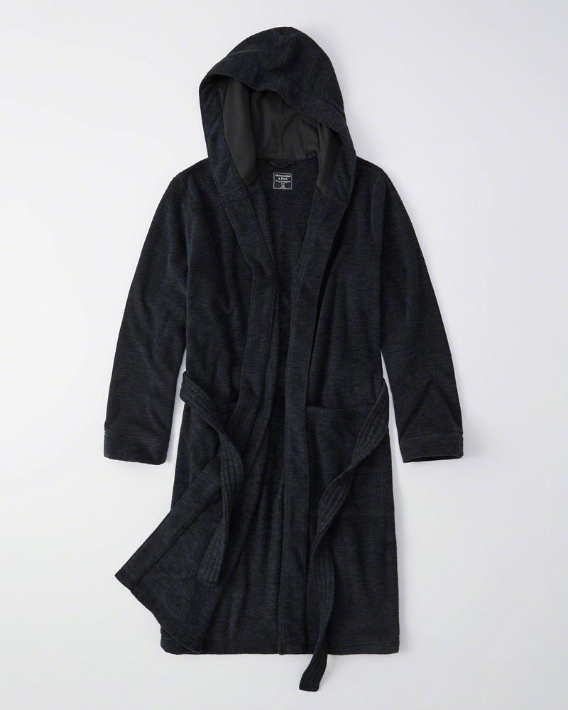 A&F Fleece Robe