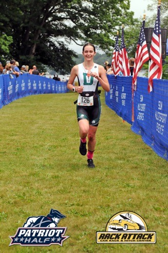 Patriot Half Triathlon 2017 Race