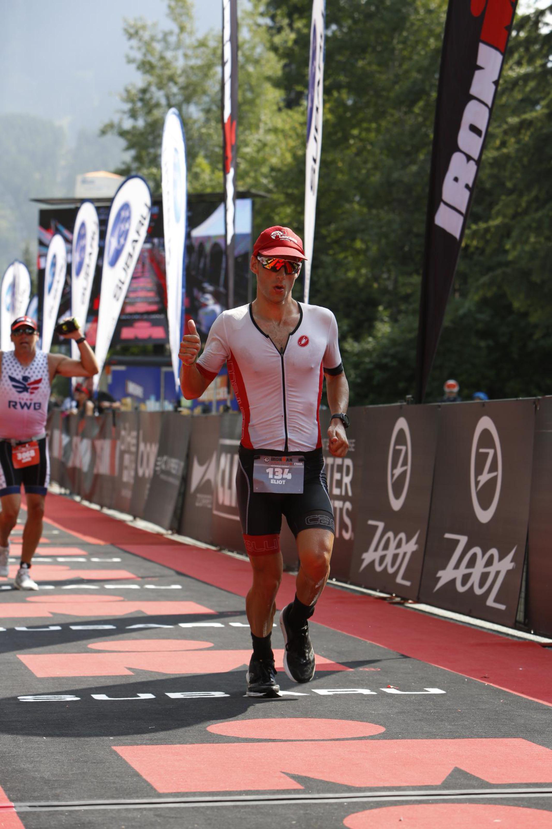 IRONMAN run training