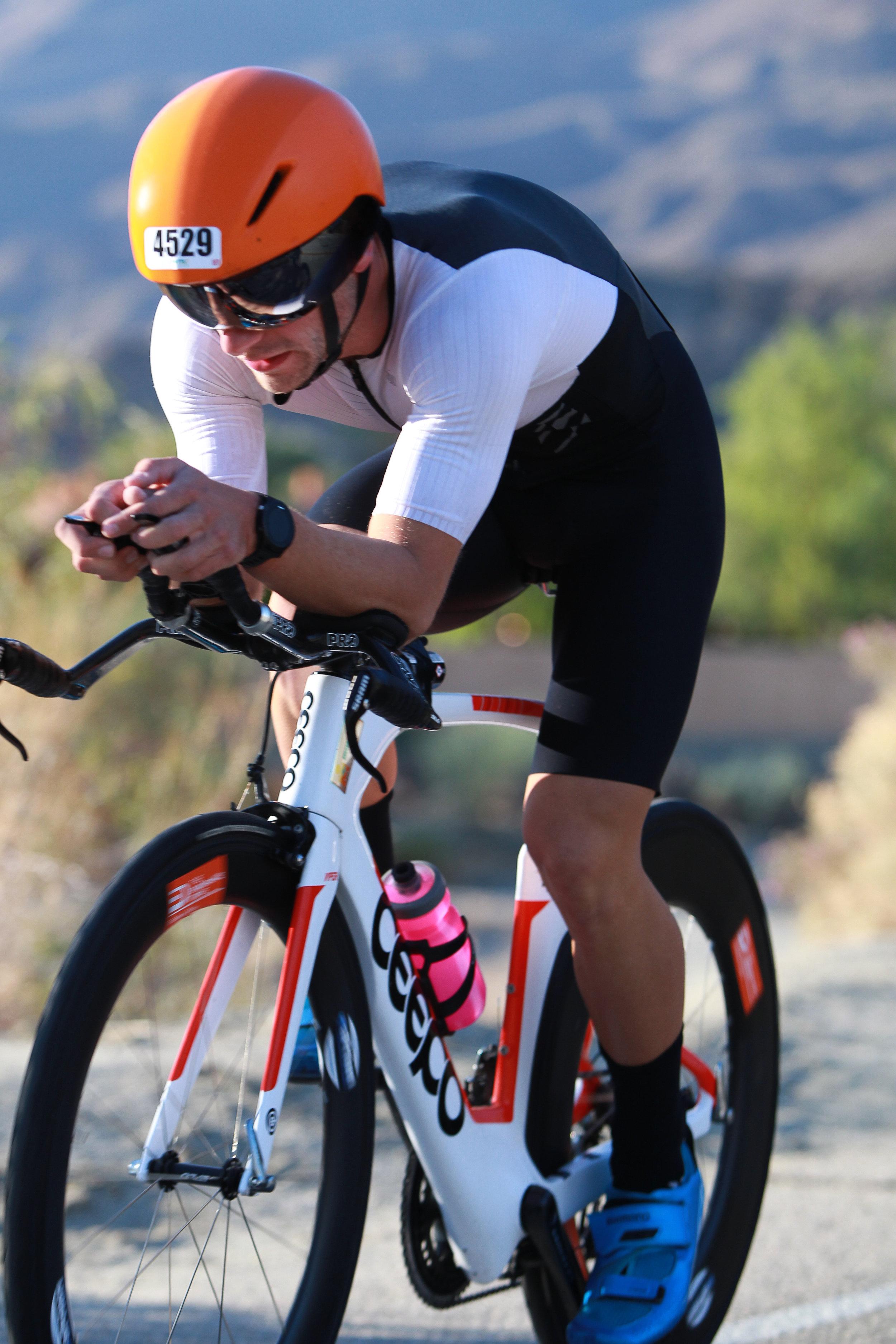 bike training for triathlon