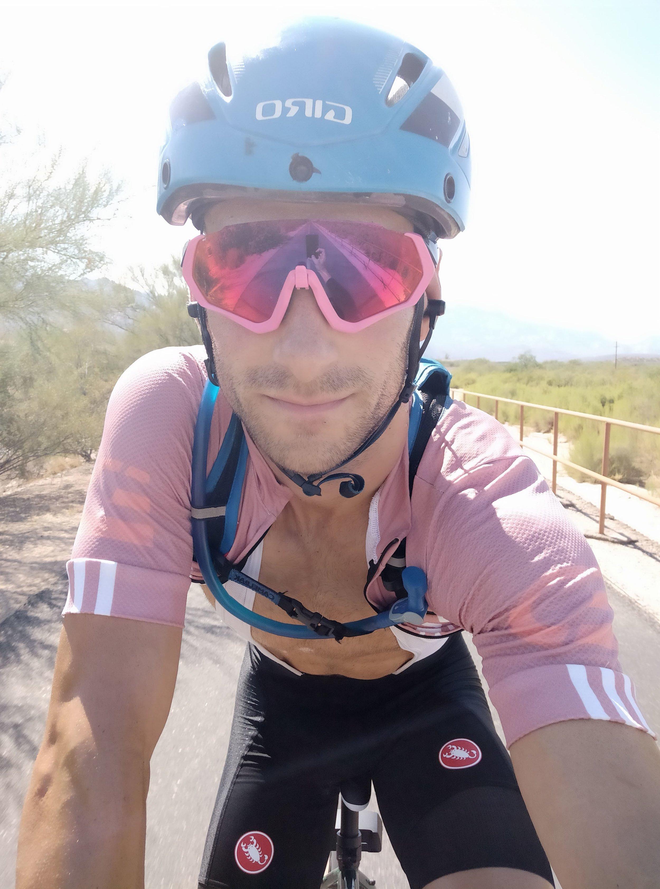 Triathlon cycling training