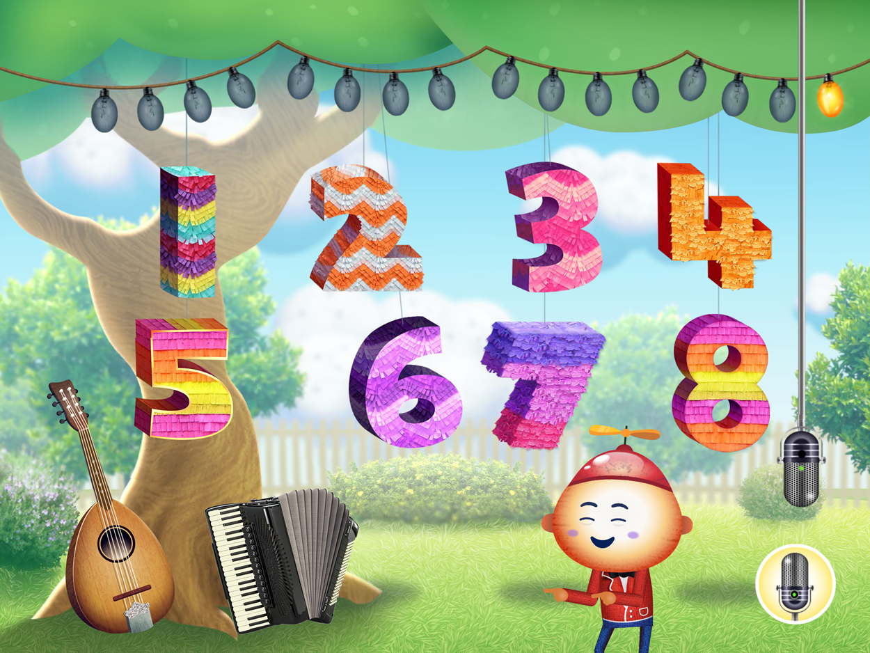 Song Tree minigame.