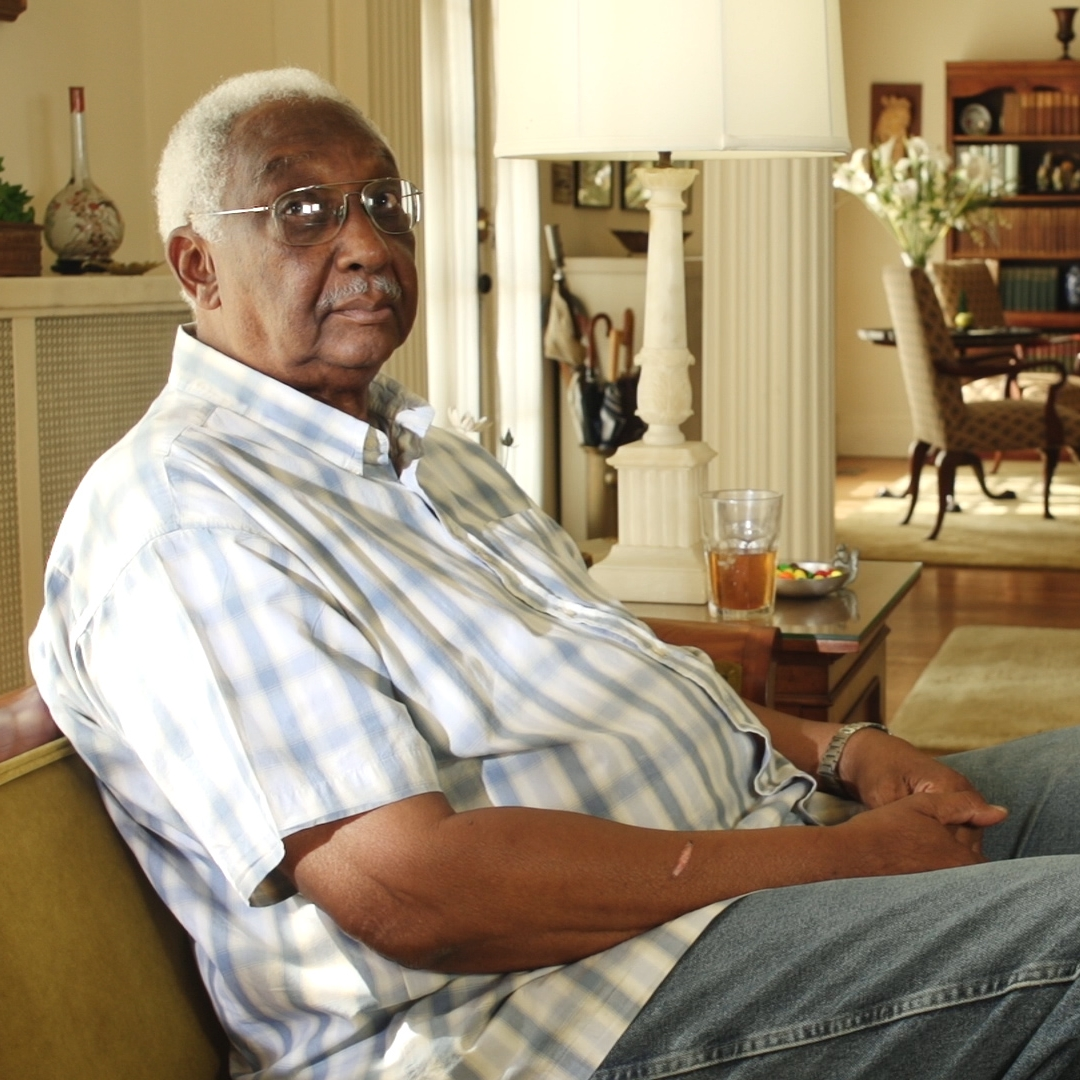 "Harold (1936 - 2017)   St. Louis, MO  Harold Mays and his partner, Harold Herman (affectionately known as ""The Two Harolds"") appear together in the film in the house they shared for over fifty years in Washington, D.C., in the upscale northeast section.They passed away a year apart from each other in 2016 and 2017, respectively. Harold Mays was a member of the Boy Scouts of America for most of his youth, and went on to become an Eagle Scout. According to him, he is one of the few African Americans to achieve that status."