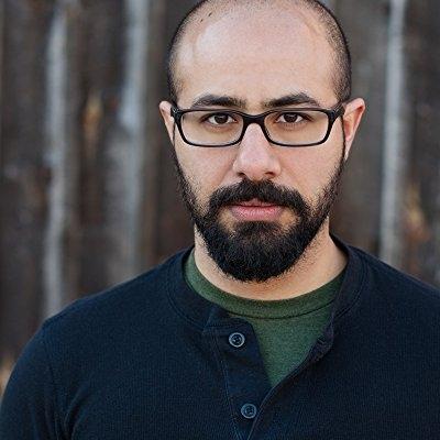 Aden Hakimi   Editor