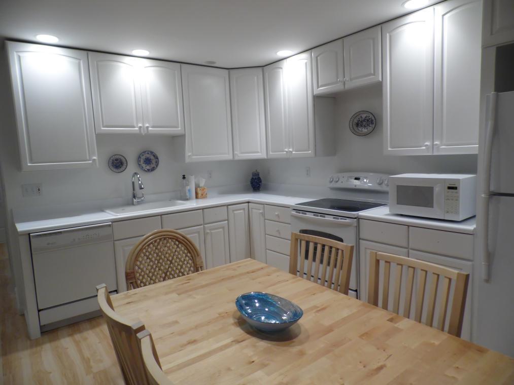 Excellent kitchen facilities -