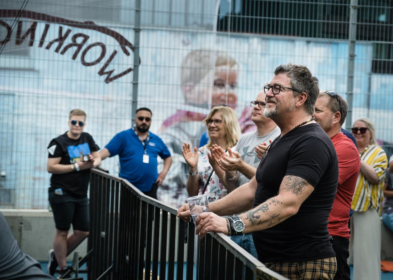 Working Class Hero festivalen