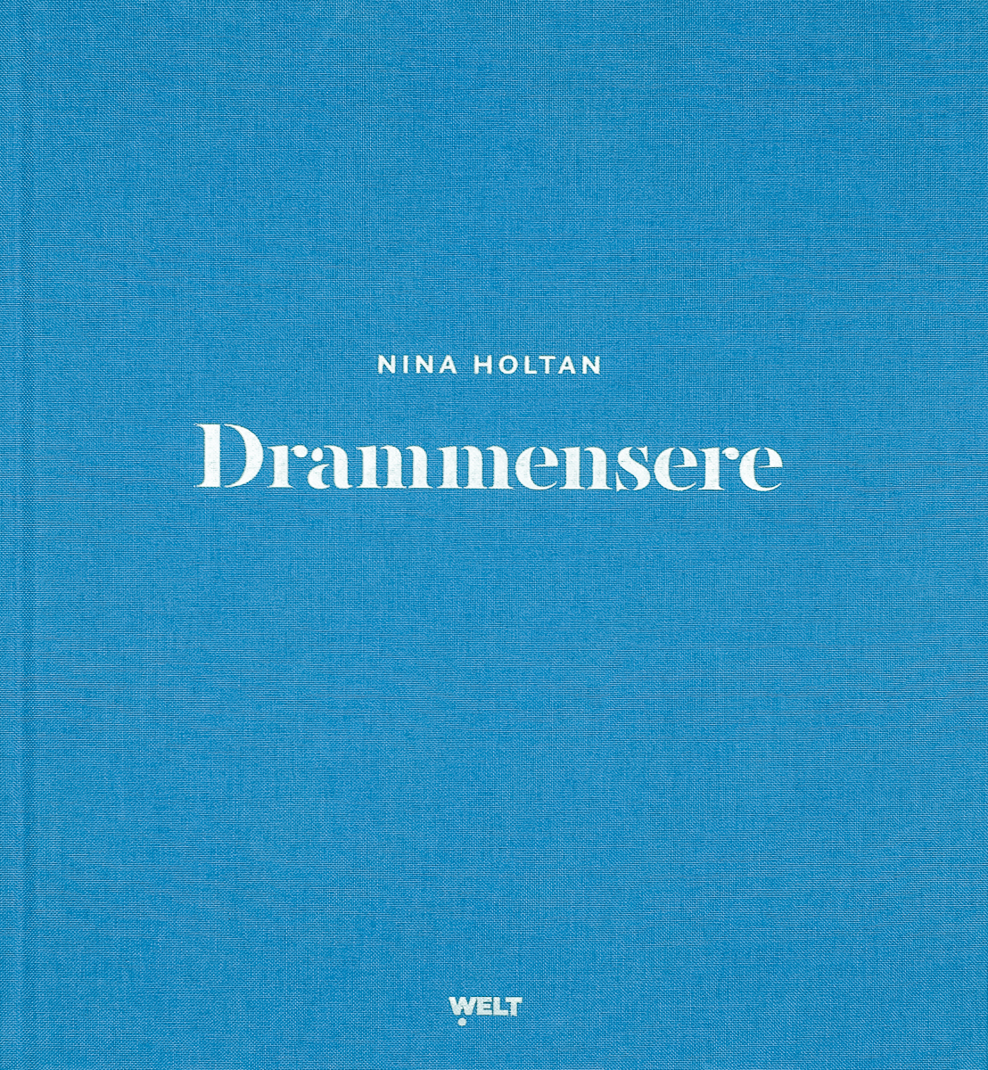 Drammensere   Year: 2018  Publisher: WELT  Edition of 1000 copies  Language: Norwegian  Size: 24 × 26 cm  Pages: 216  ISBN: 978-82-691464-0-0