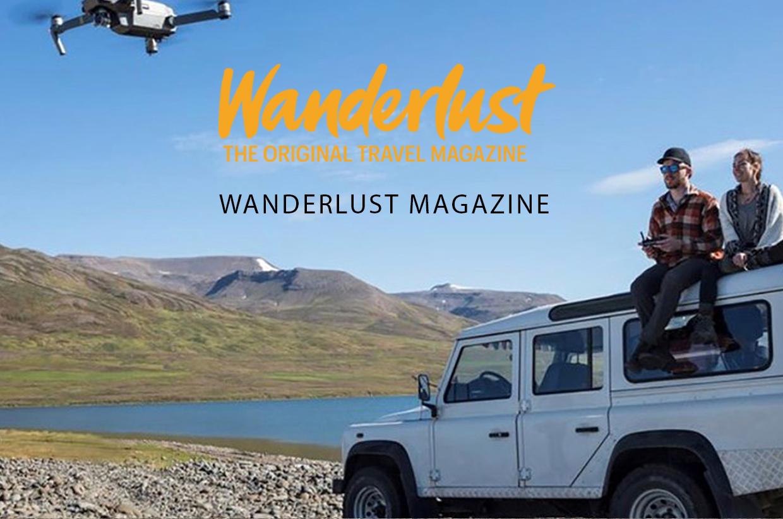Wanderlust magazine film making article