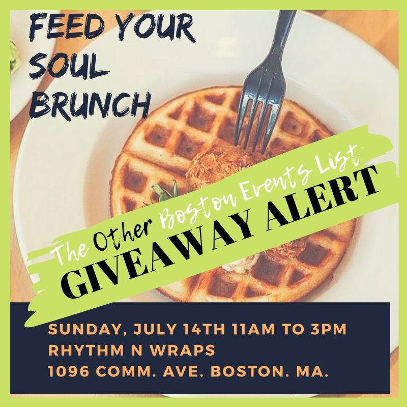 #IssaGiveaway | You and a blessed friend can win the opportunity to try out one of  La Pheegan Chef 's vegan creations! See the instructions on my Instagram [ @genevieve_angelique ] to win! Also, feel free to also stop by Rhythm and Wraps on Sunday anytime between 12pm and 4pm to check it out for yourself. RSVP  HERE , so she knows you're coming!