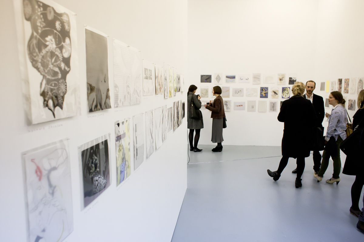 Artists_Party_for_Drawing_Biennial_2013._Installation_shot._Images_courtesy_of_Dan_Weill._(6).jpg