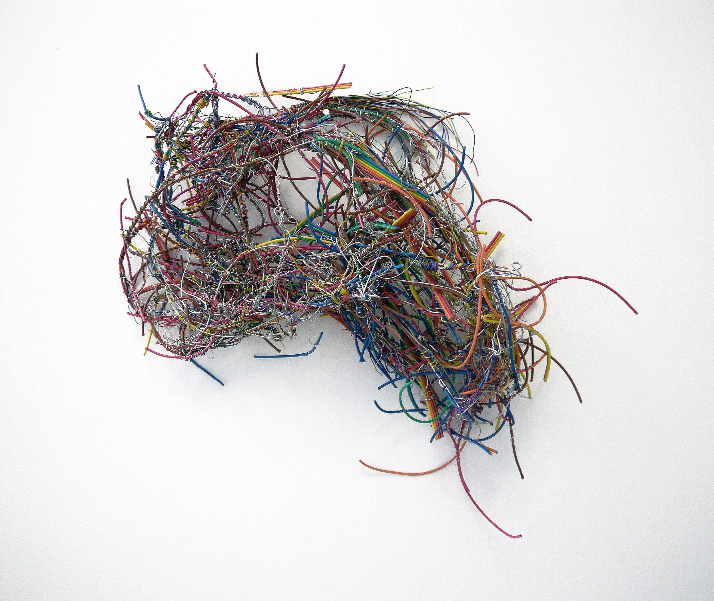 (SOLD) Rat_s Nest - Wire - 2018.jpg