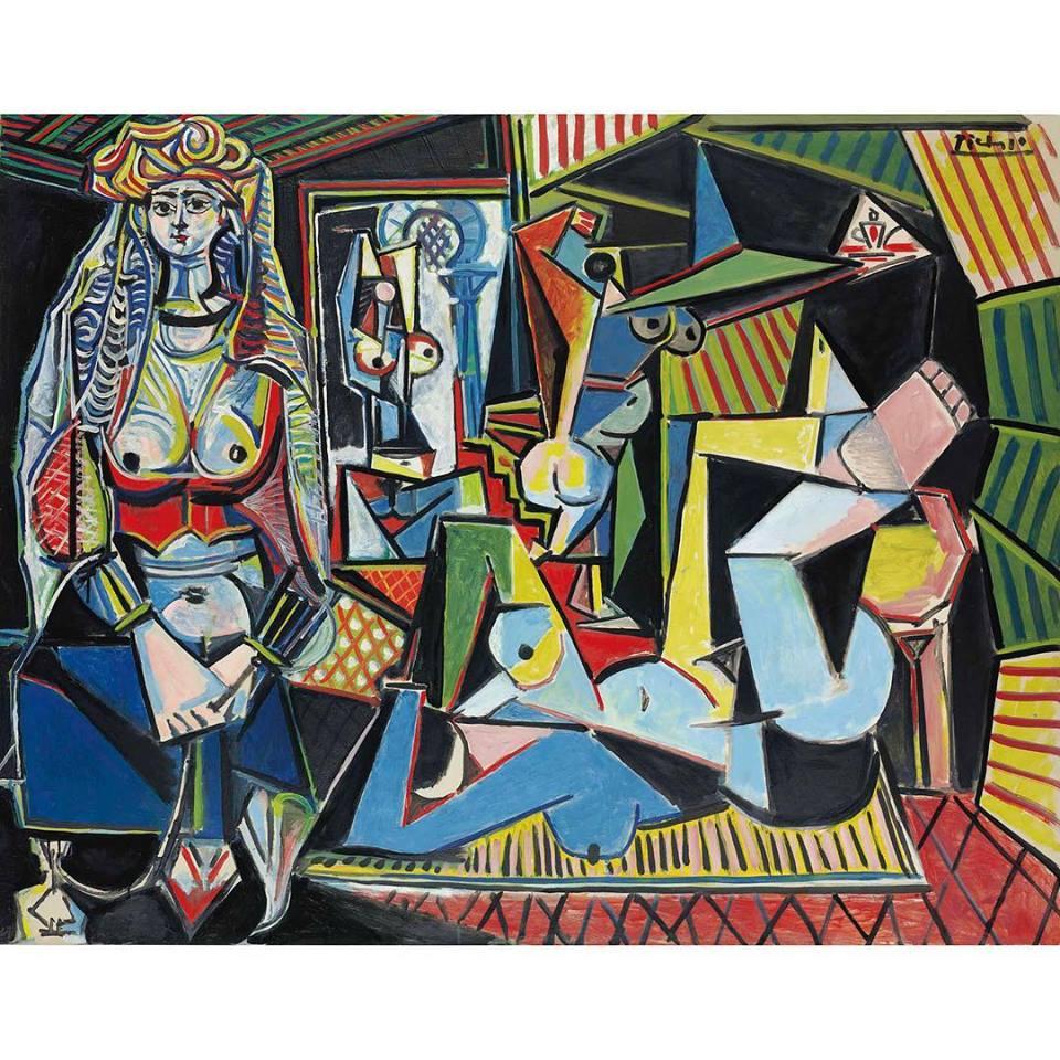 Pablo Picasso - Les Femmes D'Alger