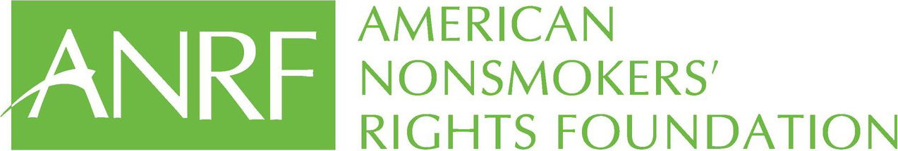 American Nonsmokers' Rights Foundation Logo
