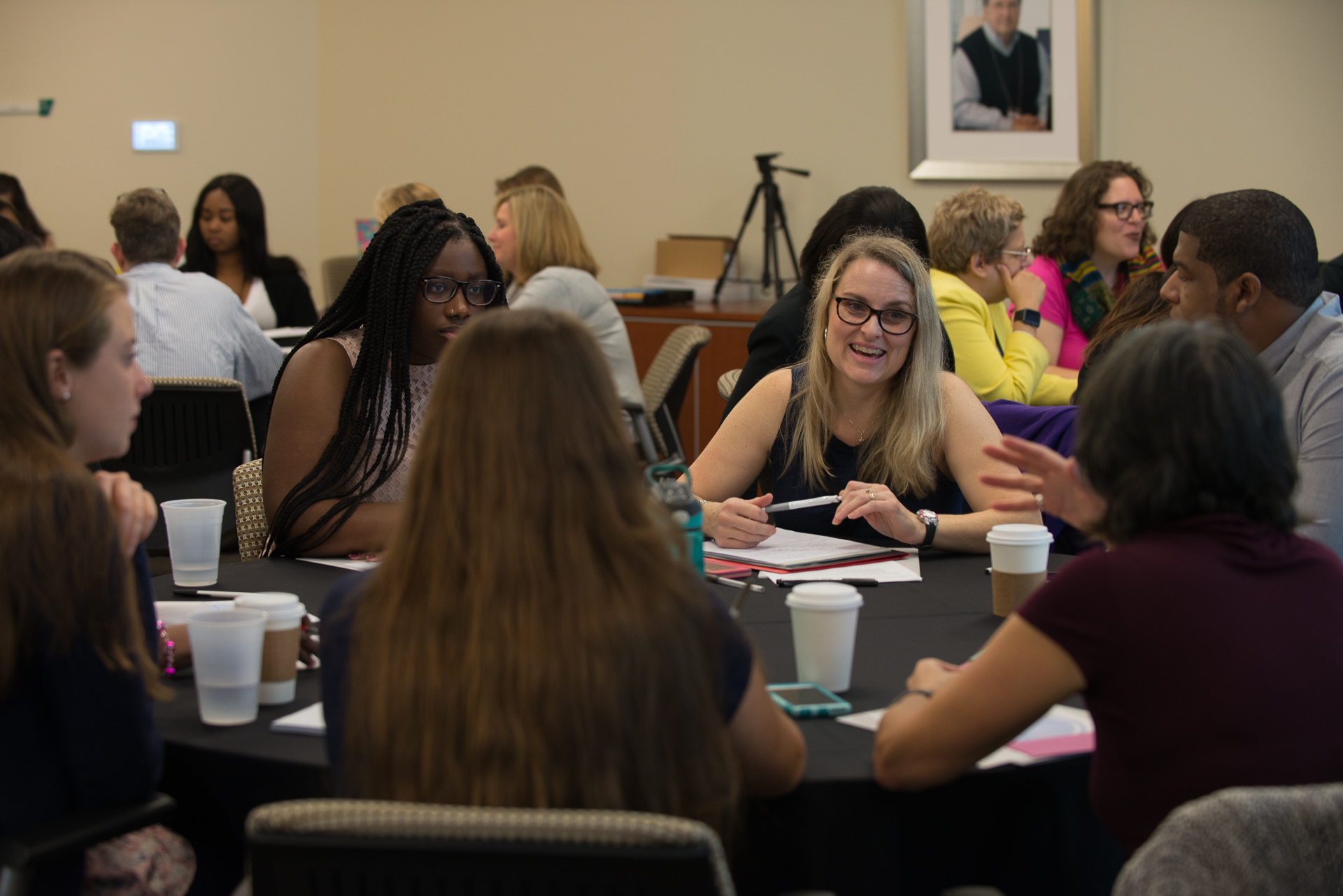TFGCI Annual Grantee Meeting - Atlanta - Group Discussion
