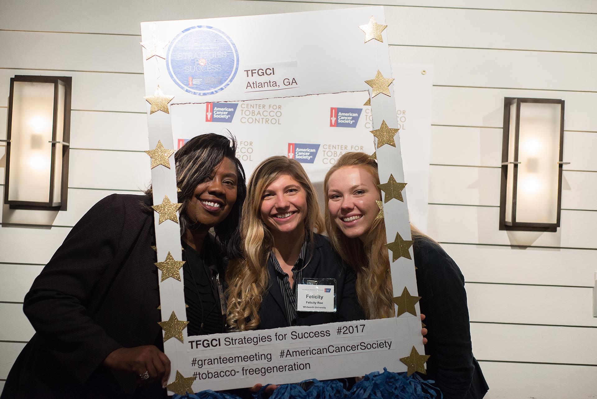 TFGCI Annual Grantee Meeting - Ann Arbor - Photobooth