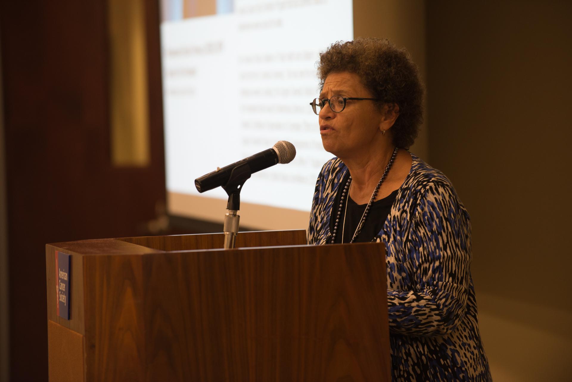 TFGCI Annual Grantee Meeting - Atlanta - Rosie Speaking