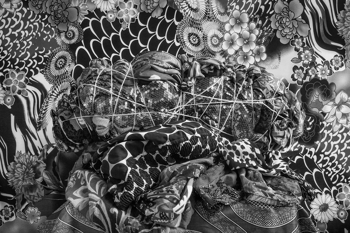 KEISHA SCARVILLE, UNTITLED, ARCHIVAL DIGITAL PRINT, 2017