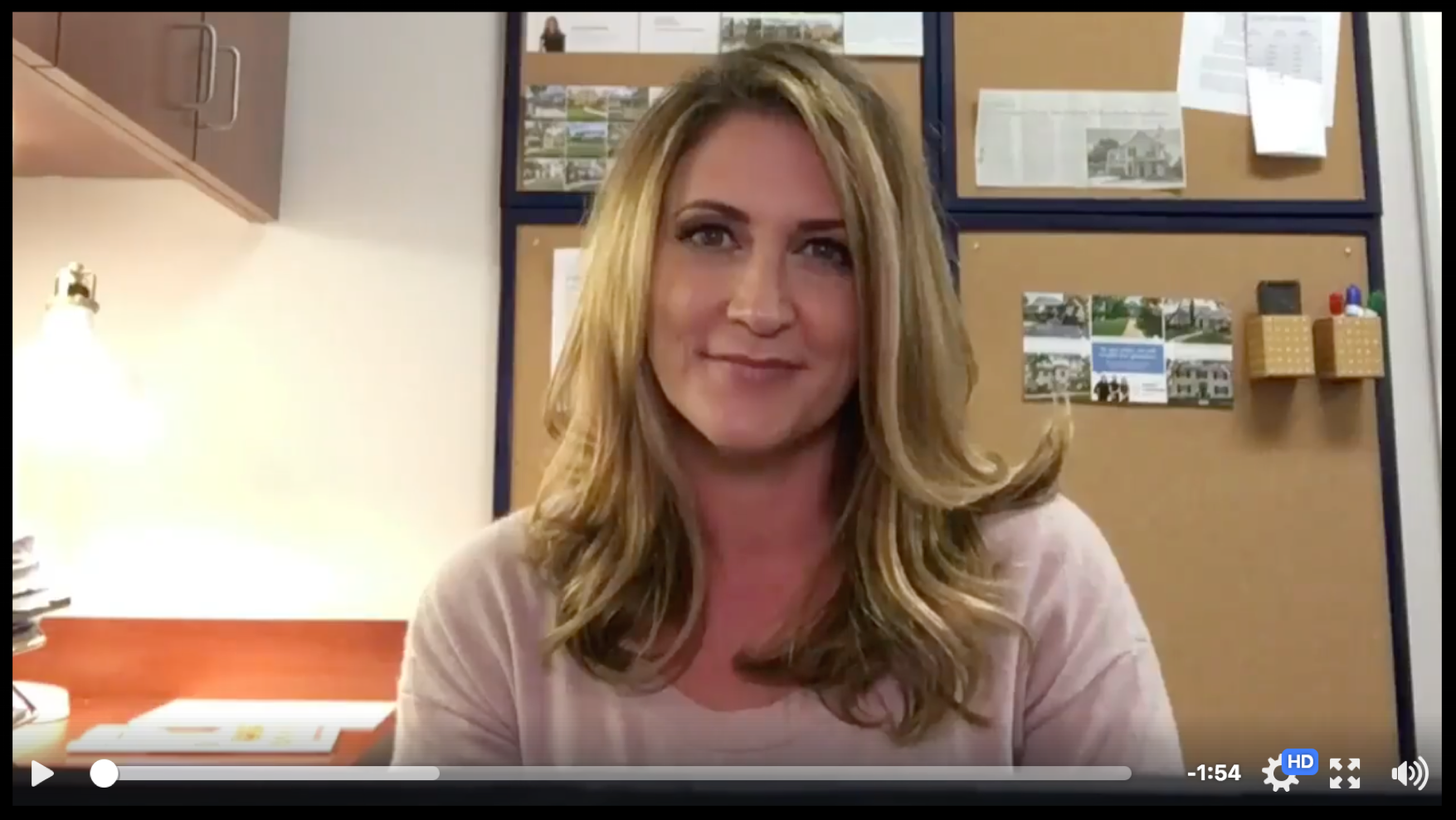 SAMPLE FACEBOOK VIDEO (CLICK VIDEO TO SEE IT IN FACEBOOK)  Julie Provenzano uses iTOi to create videos for Facebook