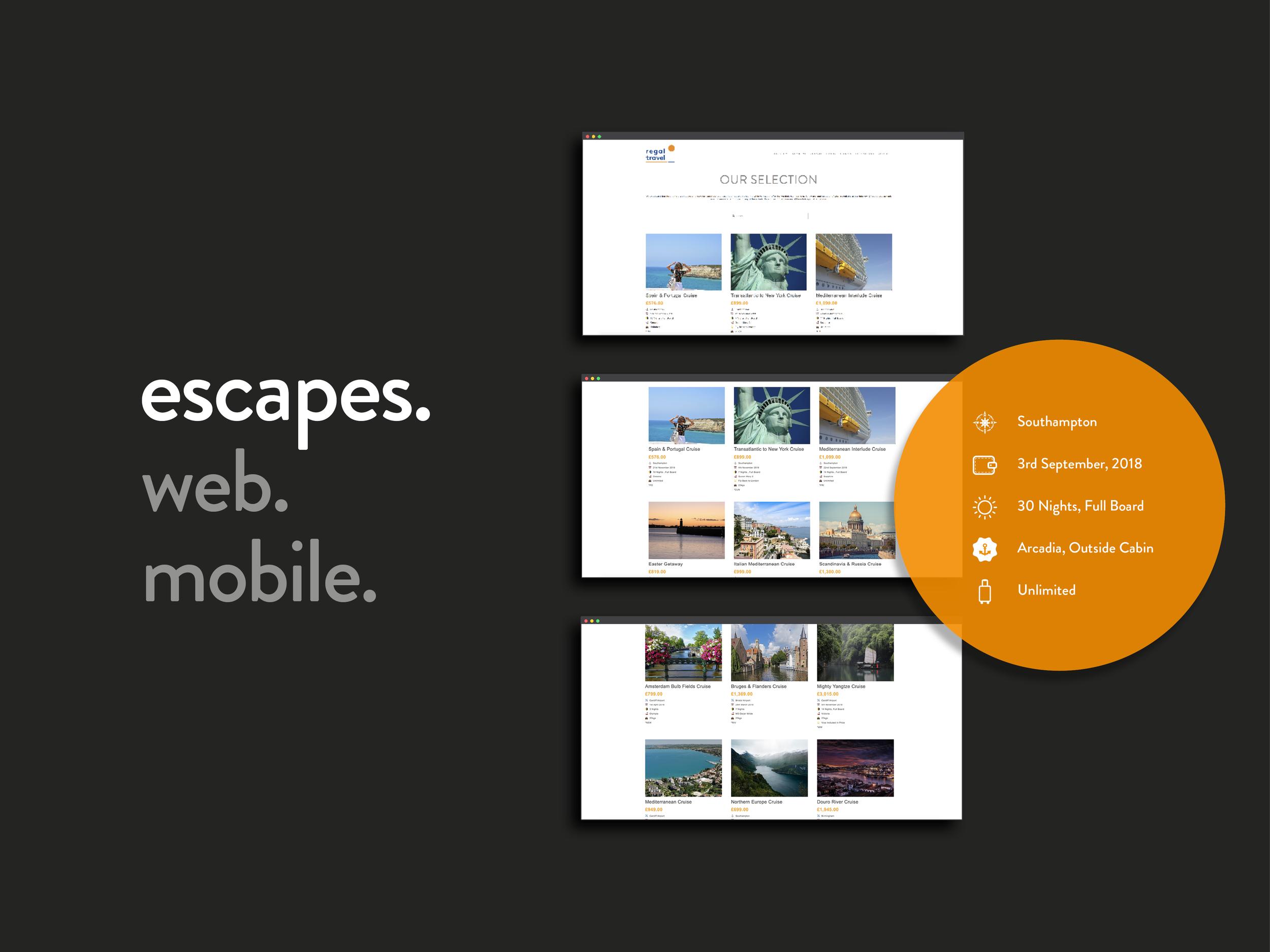 website marketing design