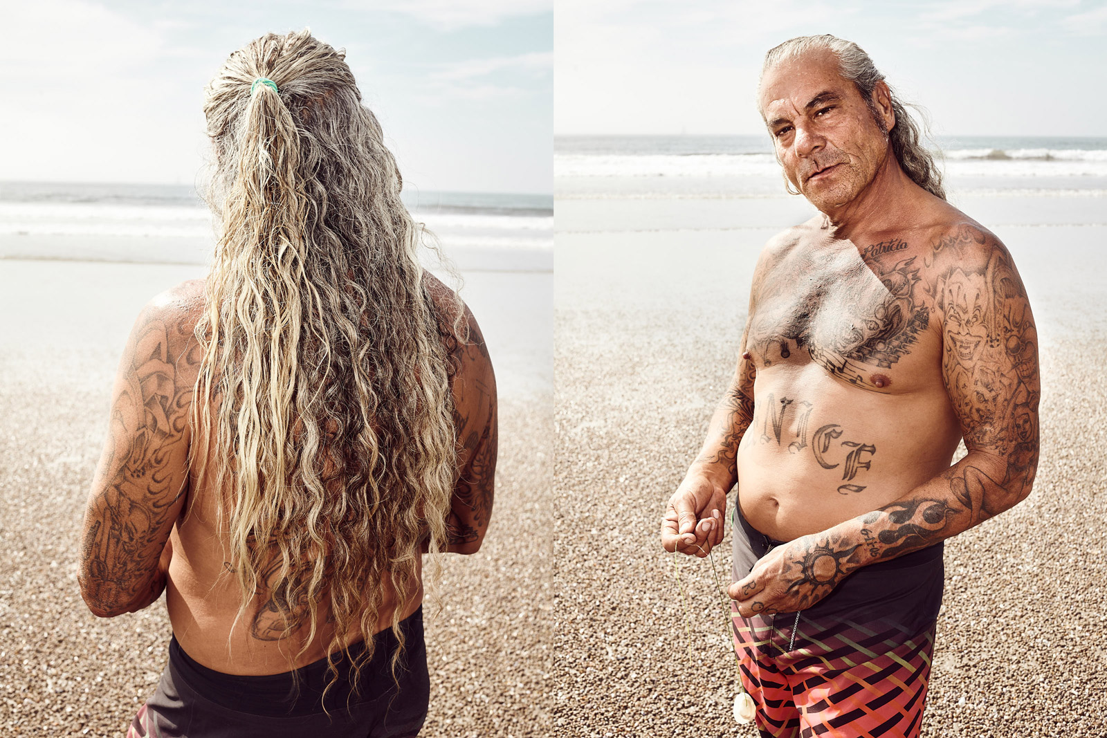 Portrait - Venice Beach Los Angeles USA 2018