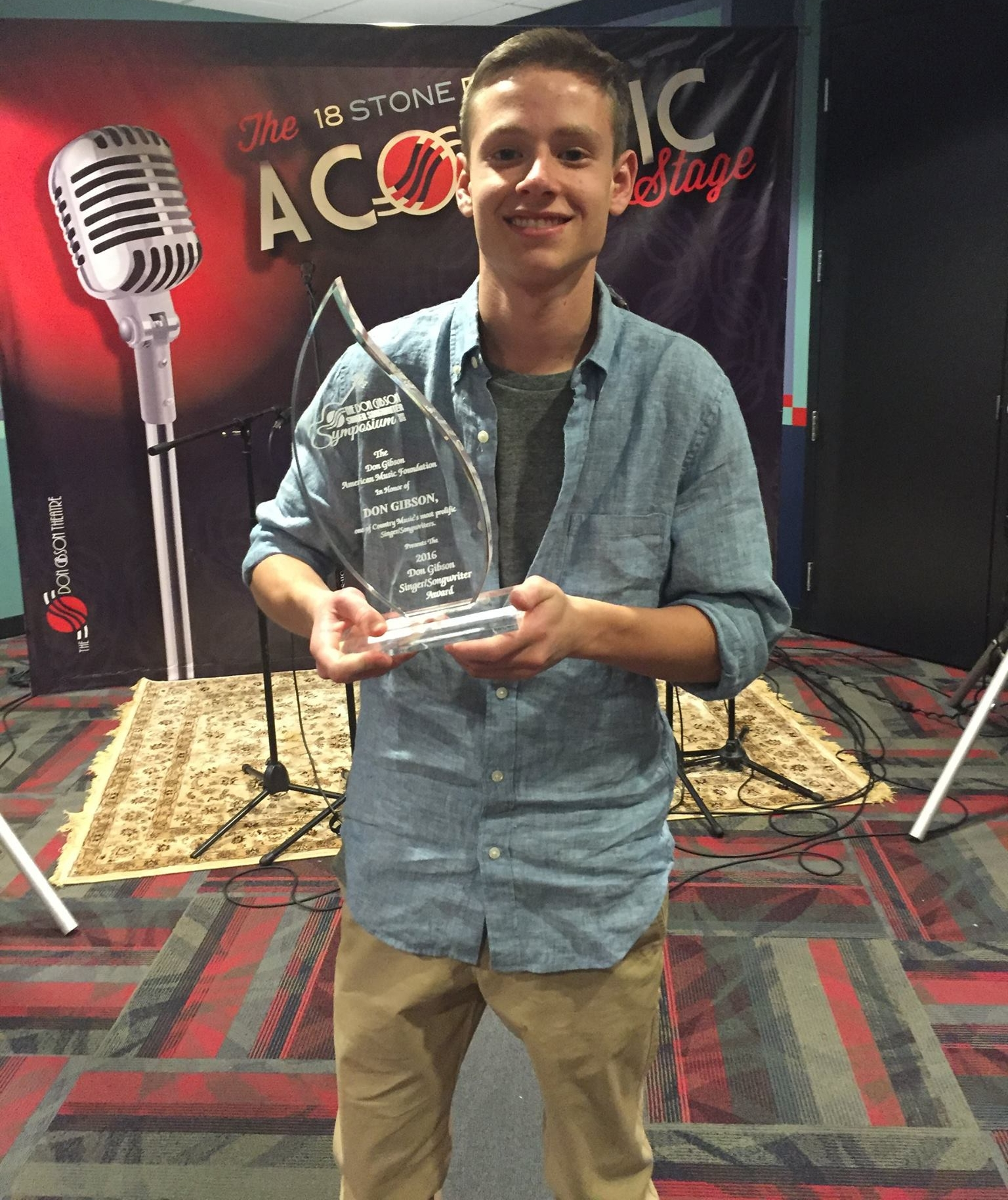 Gaffney singer-songwriter wins competition