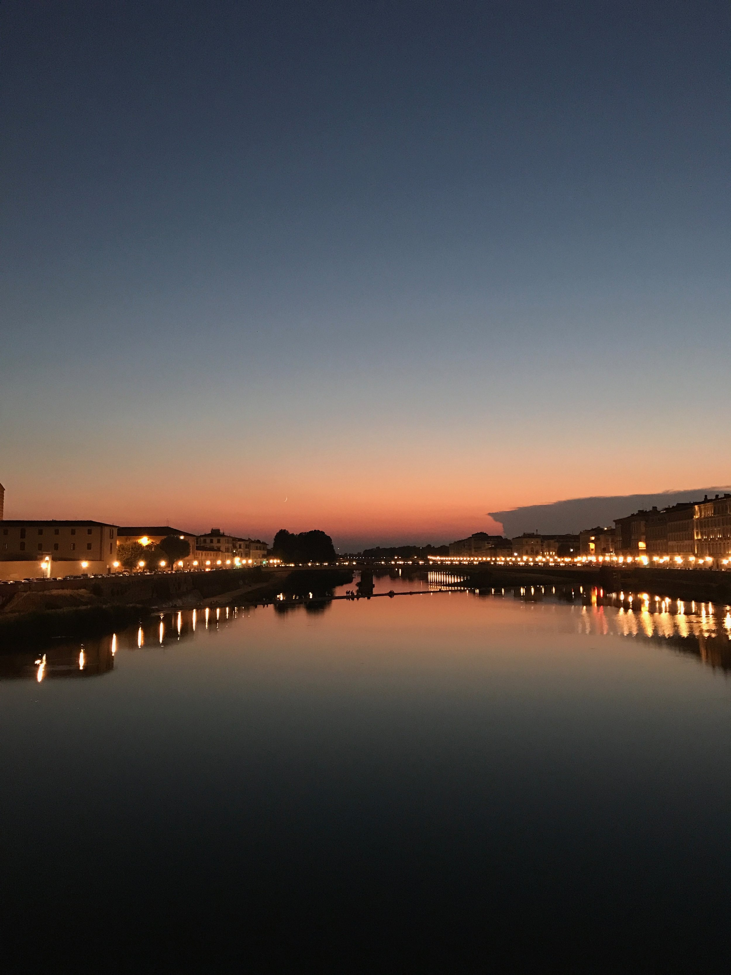 Adeus, Firenze!