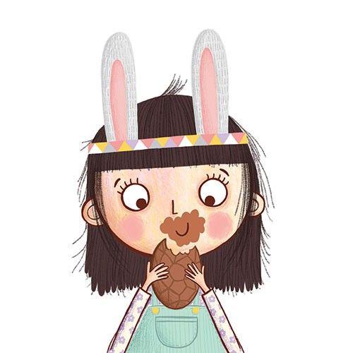 Imagem retirada do Plum Pudding Illustration