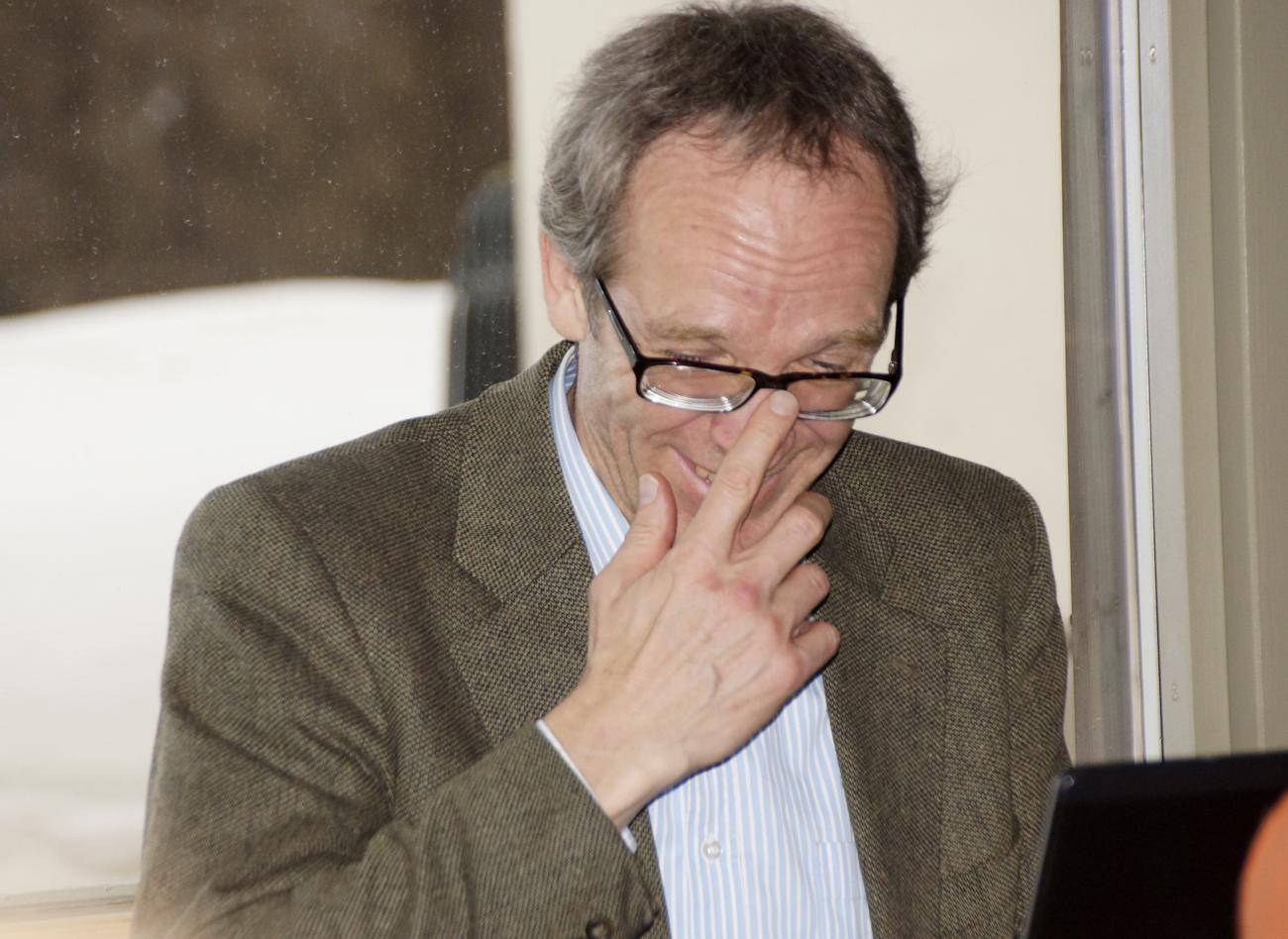 Prof. Dr. Malte Krüger