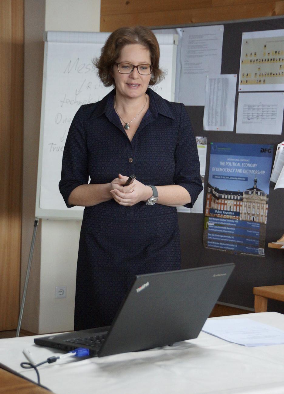 Dr. Susanne Cassel