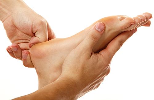 LW Signature Foot & Leg Reviver at LivingWell