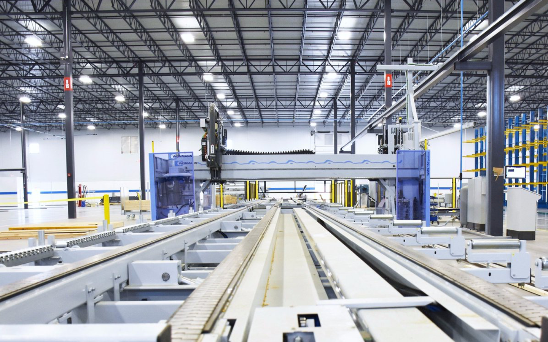 Blueprint Robotics facility in Maryland.
