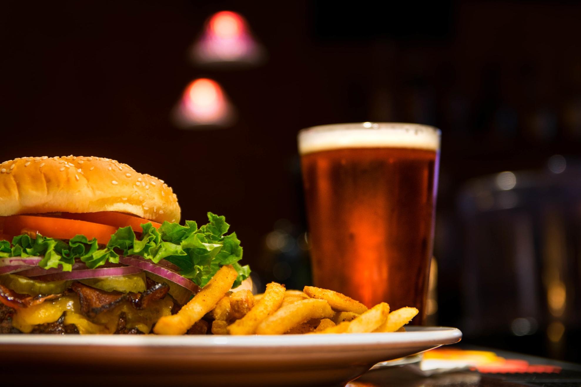 Half Off Thursday - Any Burger half off on Thursday.